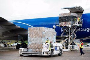 Aena elevará un 7,5% la capacidad de manejo de mercancías en Madrid-Barajas con dos nuevas terminales de carga