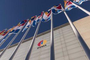 La Comunidad estudia la solicitud de Ifema para recuperar su actividad presencial a finales de marzo