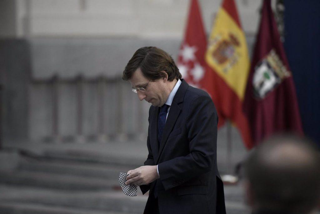 """Almeida duda que Podemos pueda llegar al 5% de los votos: """"Es un partido en trance de desaparición"""""""