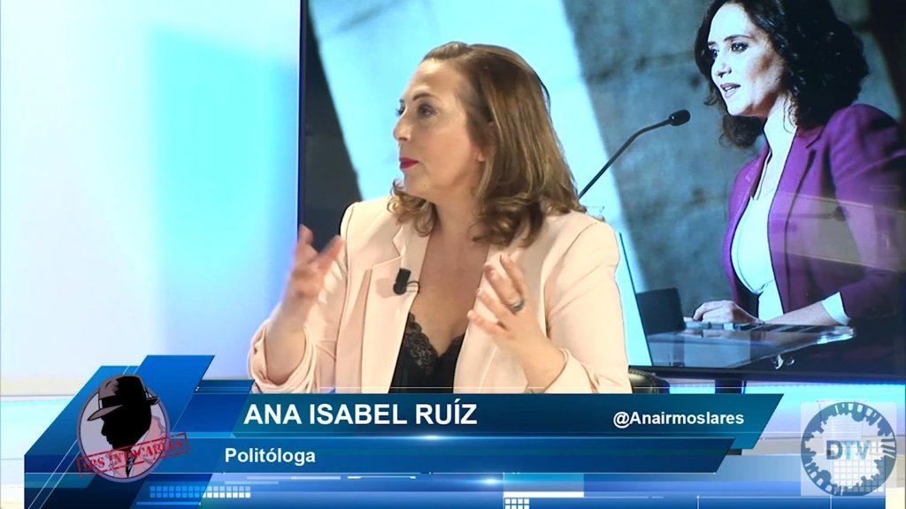"""Ana Ruíz: """"Engañaron a Arrimadas, todo estaba hablado y por eso se acabará Ciudadanos"""""""