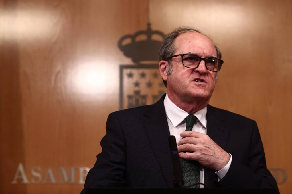 "Gabilondo considera que Cs cometería ""un error grave"" si vuelve a pactar con el PP"