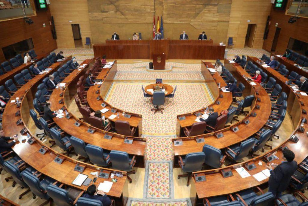 La Asamblea de Madrid está disuelta y la Mesa lo recurrirá ante los tribunales