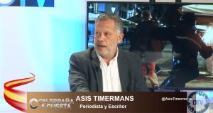 """Asis Timermans: """"Los que protestan no son alborotadores, son terroristas y paramilitares"""""""