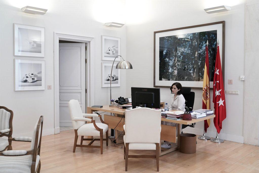 """Madrid otorgará la Gran Cruz del Dos de Mayo a los niños """"por su esfuerzo durante la pandemia"""""""