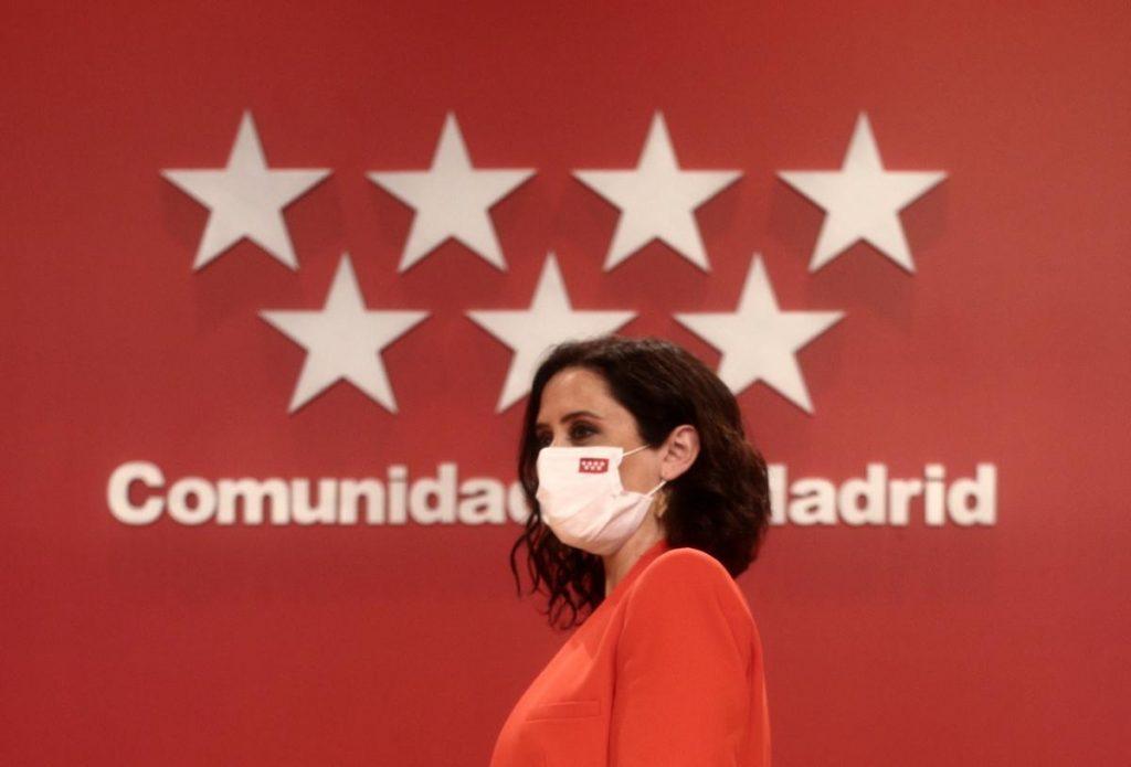 """Ayuso celebra la candidatura de Iglesias: """"España me debe una, lo hemos sacado de La Moncloa"""""""