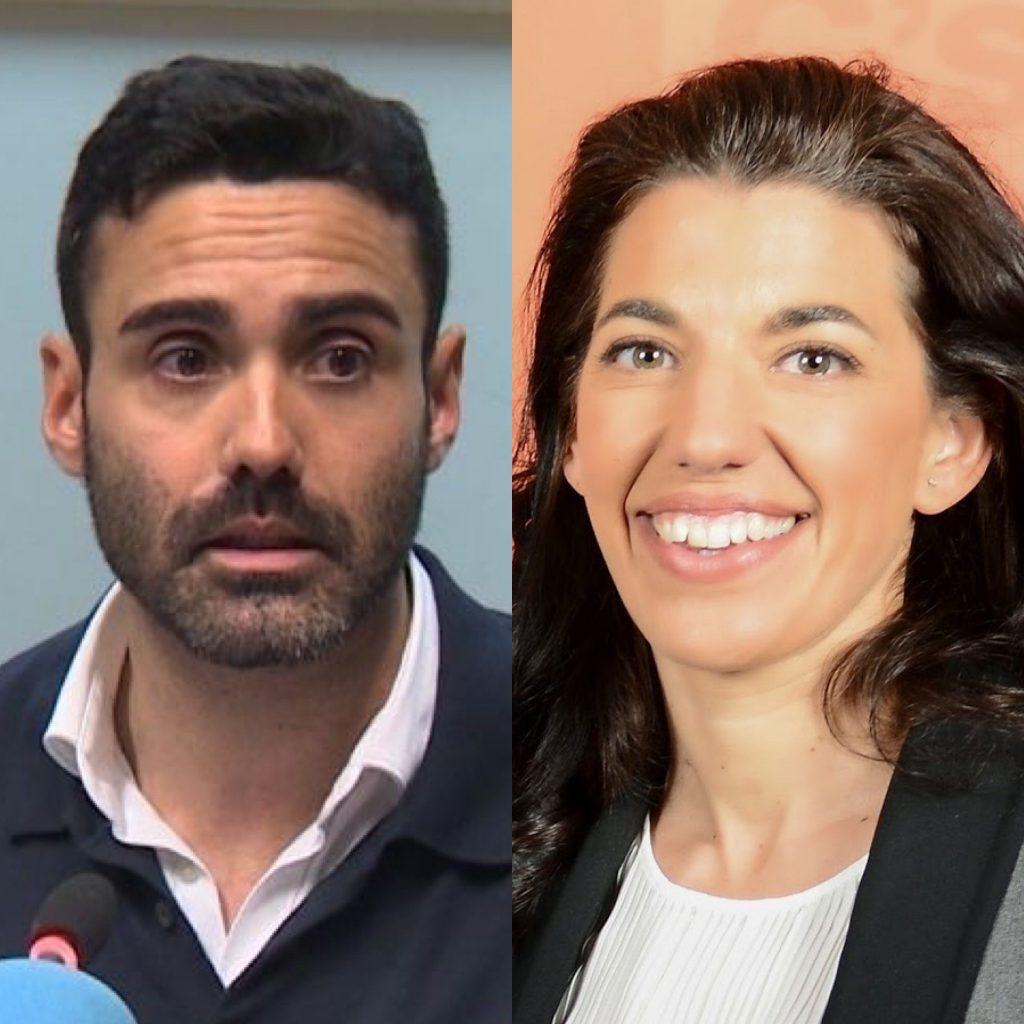 """Dos diputados de Cs se dan de baja como afiliados y denuncian presiones """"para firmar una moción de censura"""""""