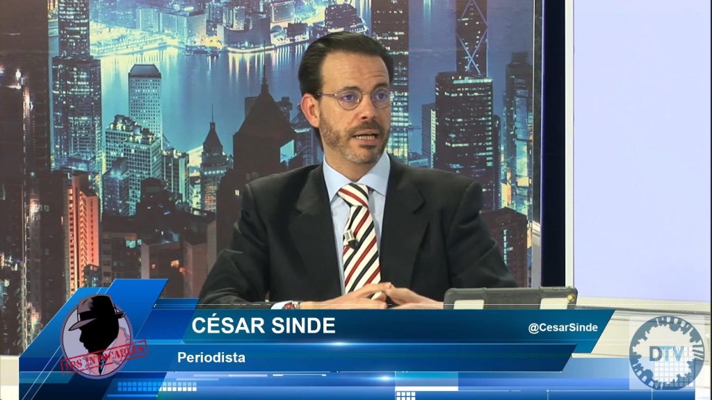 """César Sinde: """"El decreto firmado por Ayuso tiene validez, en Madrid no gobernará la izquierda"""""""