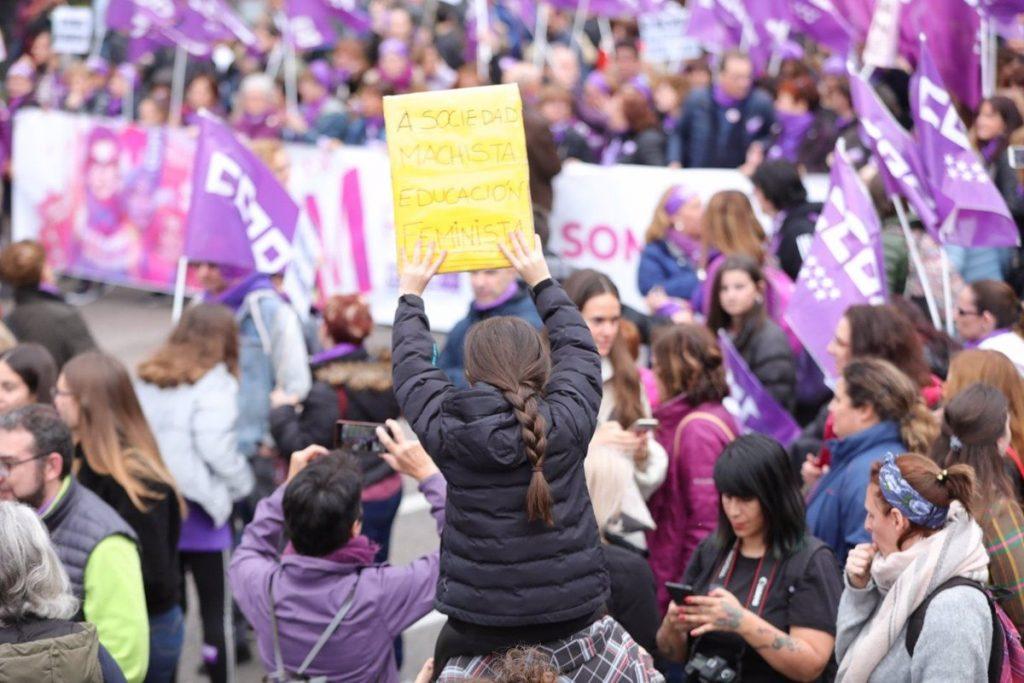 La Delegación del Gobierno en Madrid prohíbe todas las marchas comunicadas para el 7 y 8 de marzo