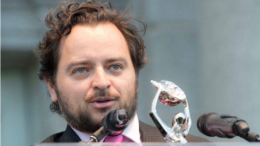 David Felipe Arranz, Premio Internacional Sial Pigmalión de Pensamiento y Ensayo