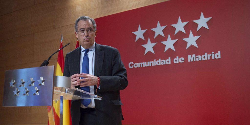 """Madrid confirma que el 4 de mayo será """"inhábil a efectos escolares"""" por un Real Decreto"""