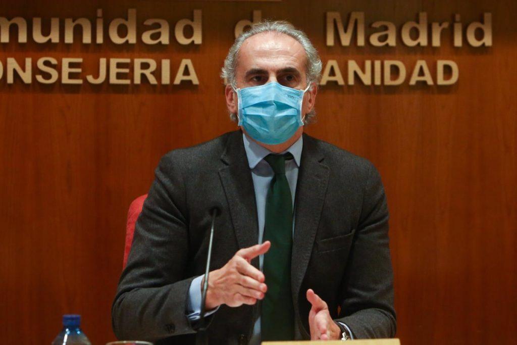 Madrid podría recibir en abril un millón de vacunas de Johnson & Johnson