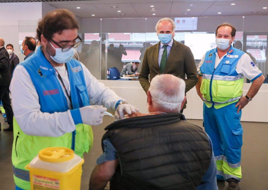 Escudero aboga por realizar test de antígenos en hoteles como mecanismo de control a los turistas
