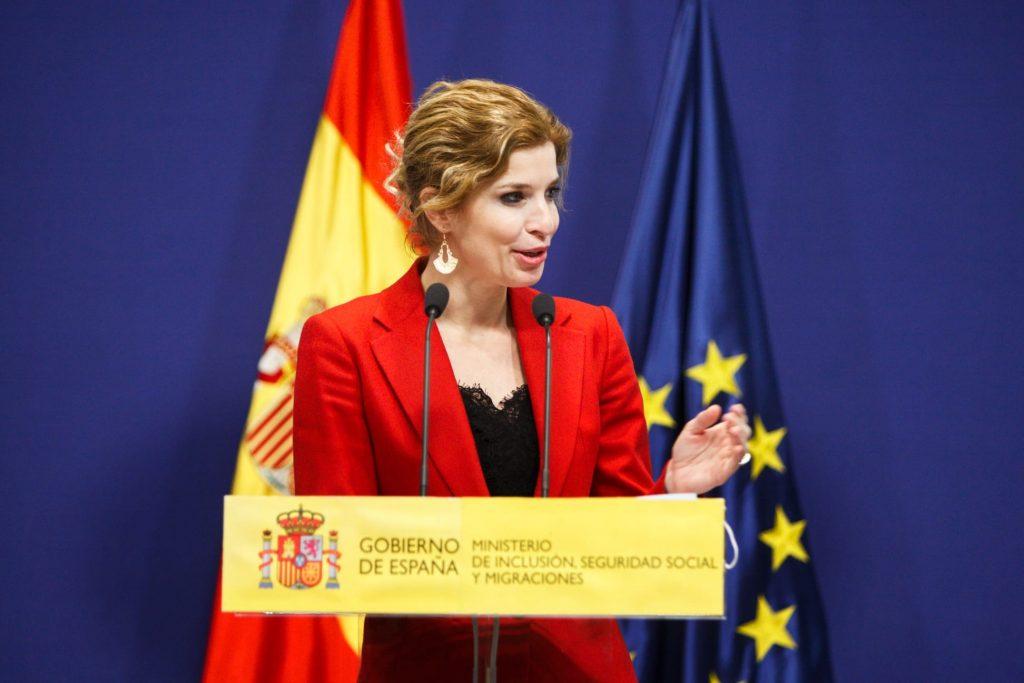 Hana Jalloul, actual secretaria de Estado de Migraciones, será la Nº 2 de Gabilondo a las elecciones