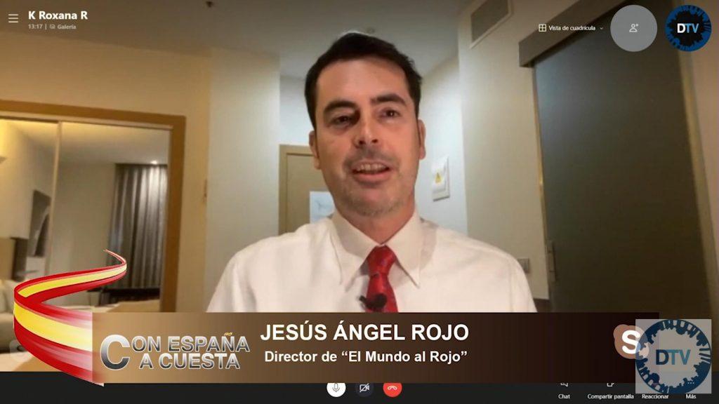 """Jésus Ángel Rojo: """"Madrid fue la tumba del comunismo, la campaña de Iglesias llevará todos sus elementos"""""""