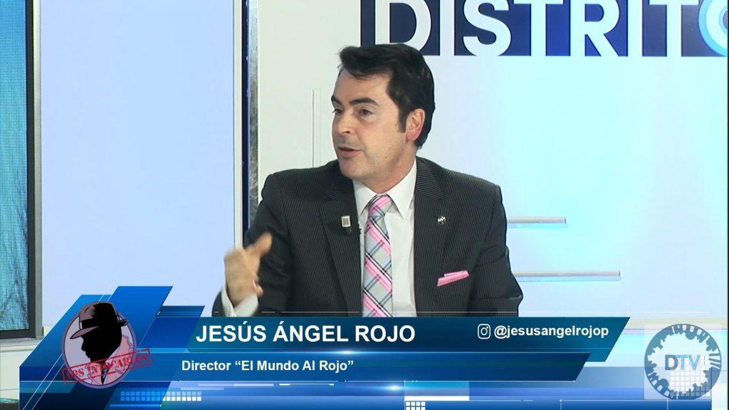 """Jesús Ángel Rojo: """"Más de 80 millones de euros gasta Telemadrid en insultar medios y diputados"""""""