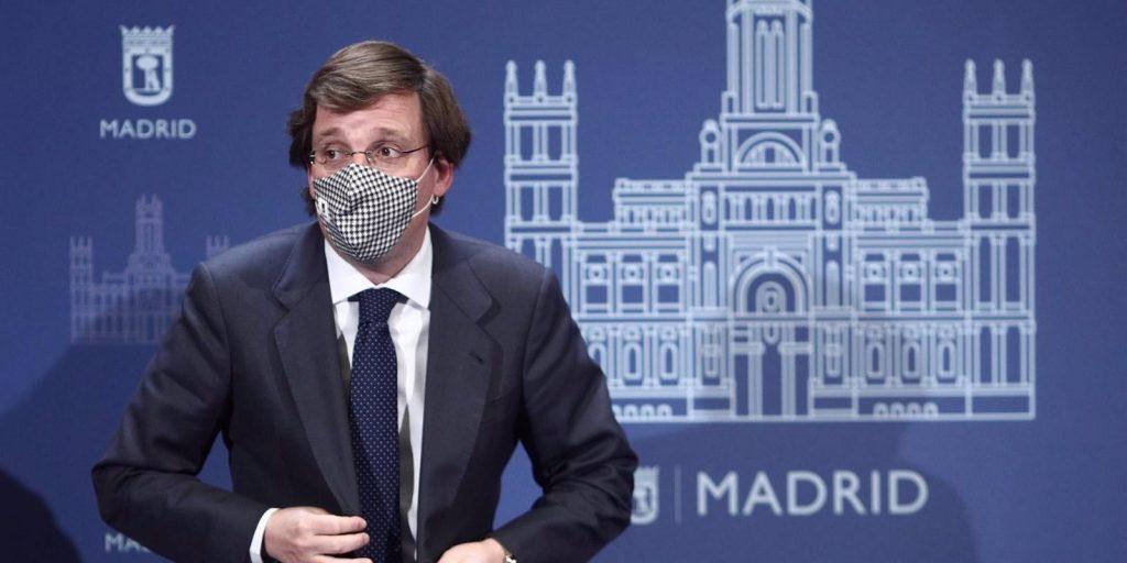 """Almeida confía en que Ayuso ganará las elecciones el 4 de mayo: """"Caben pocas dudas"""""""