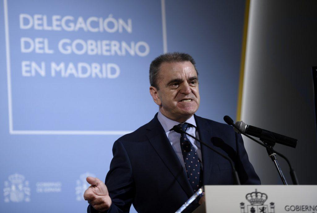 José Manuel Franco deja la Delegación del Gobierno para sustituir a Irene Lozano en el CSD