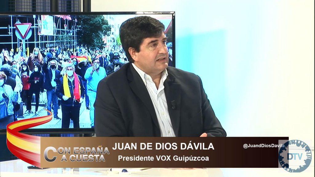 """Juan de Dios Dávila: """"Estamos ante un Gobierno que busca el enfrentamiento en todos los niveles"""""""