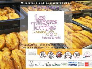 Un concurso premiará a las mejores torrijas de Madrid en 2021