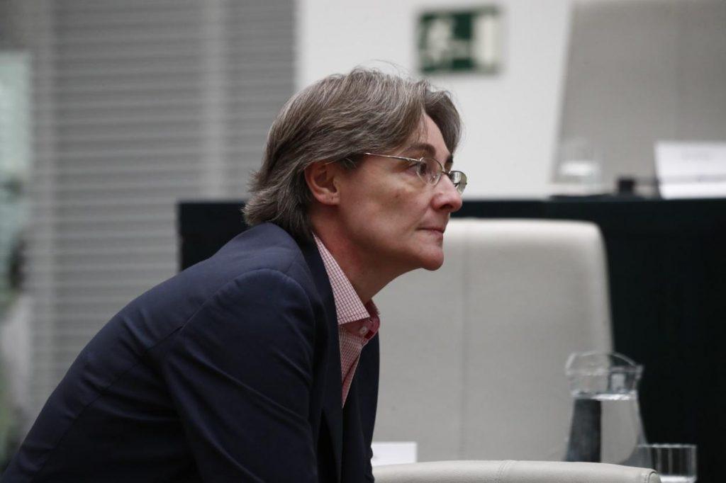 Marta Higueras y otros tres concejales oficializan su ruptura con el grupo municipal de Más Madrid