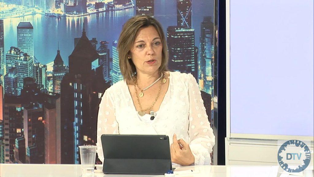 """Milagros Marcos: """"Sánchez se dedica a jugar mientras desaparecen empresas y mueren miles de personas"""""""