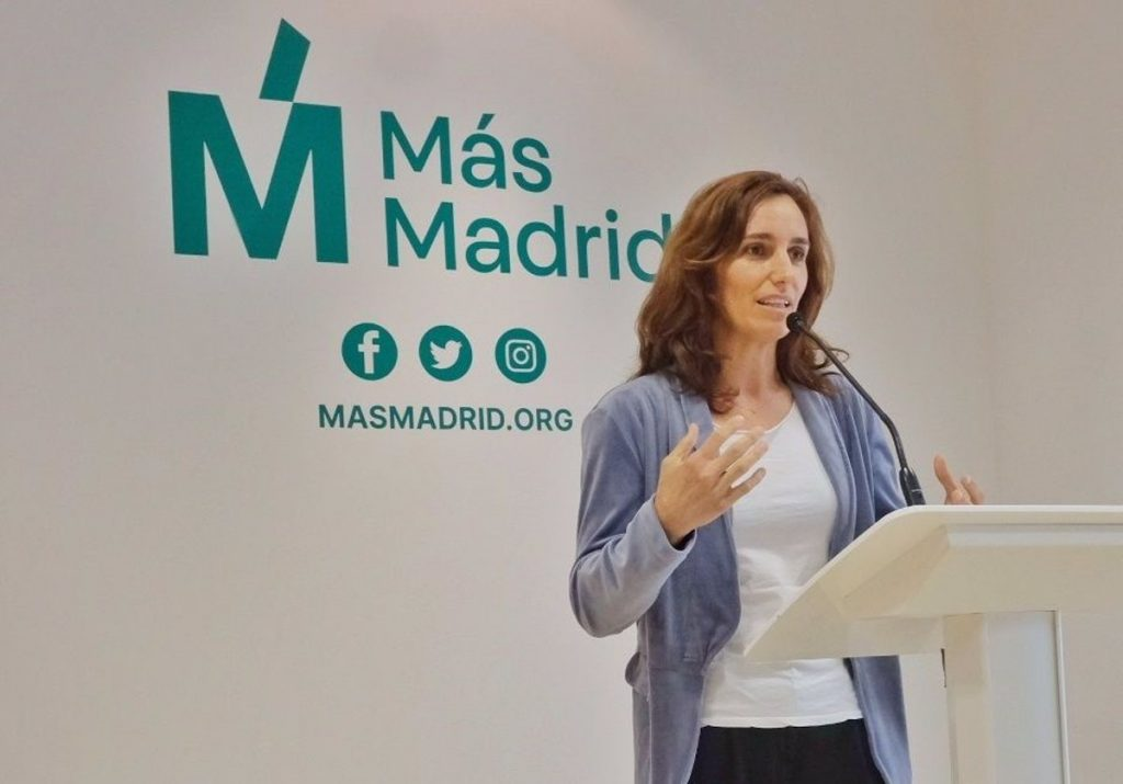 Mónica García niega negociaciones con el PSOE pero insiste en el diálogo entre la izquierda