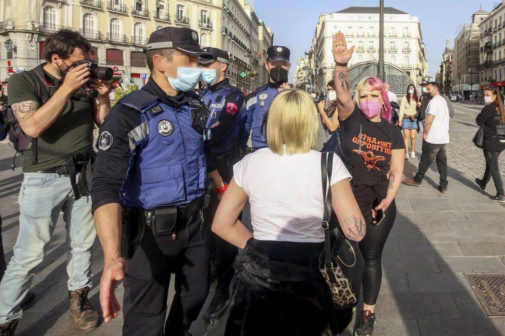 """Más Madrid denunció la agresión de dos mujeres a la manifestación trans: """"Maricones, degenerados"""""""