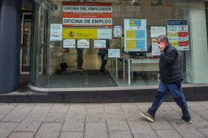 El paro en Madrid sube un 1,69% por los nuevos 7.417 desempleados de febrero