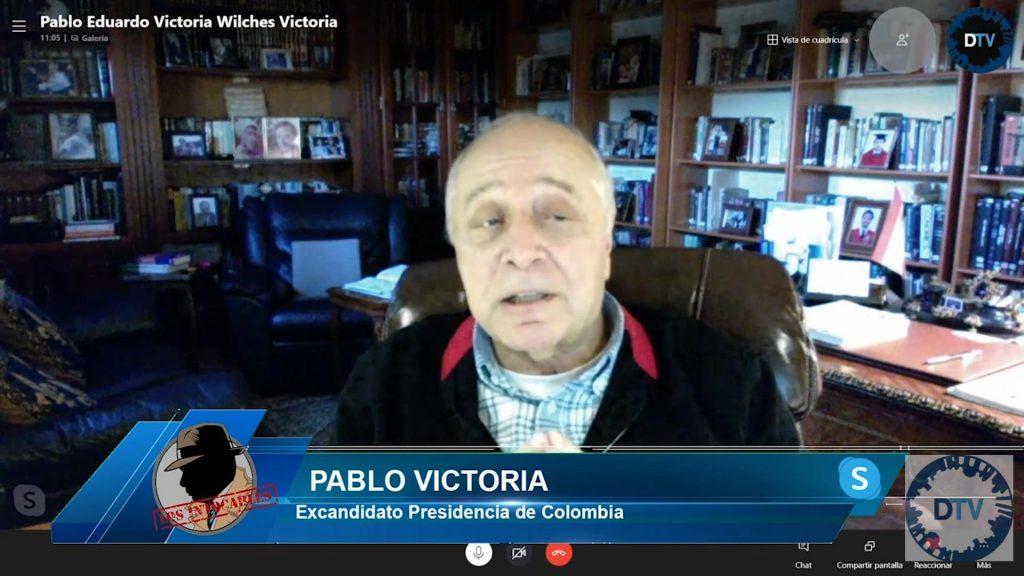 """Pablo Victoria: """"España corre el riesgo de convertirse en una nueva Venezuela socialcomunista"""""""