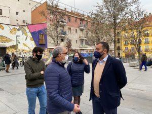 PP Centro denuncia que okupas de La Quimera provocan inseguridad e insalubridad en Lavapiés