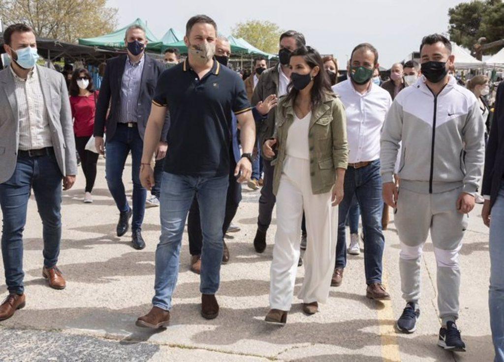 """Vox pide que protejan su acto en Vallecas ante los llamados a """"boicotear"""""""