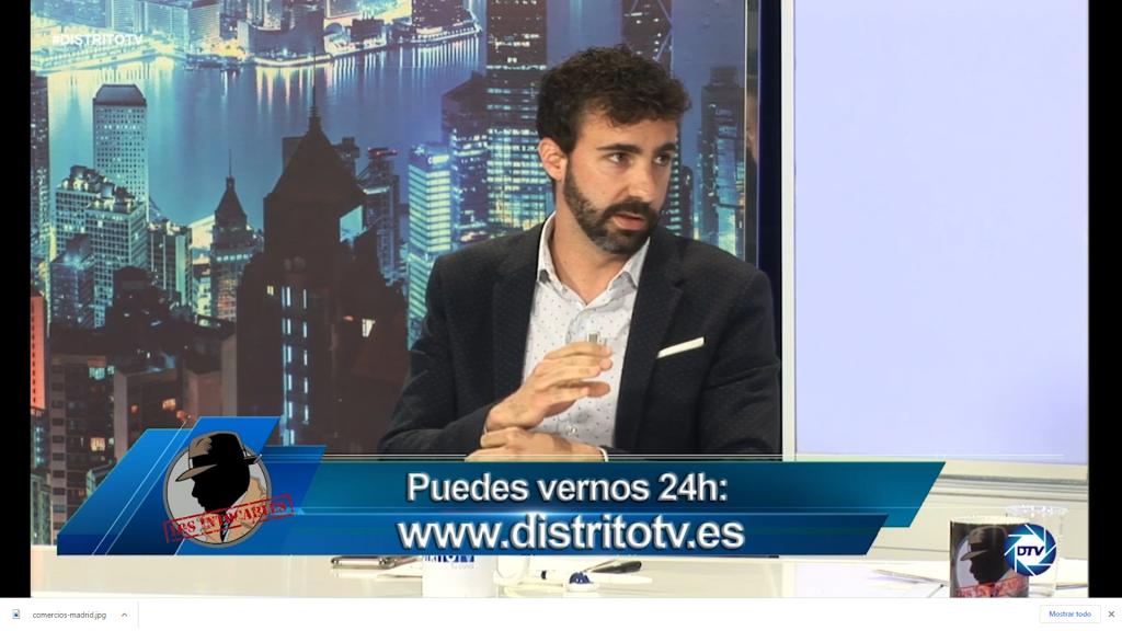 """Alberto Sotillos: """"Esquizofrenia y violencia no es lo mismo, dar a conocer las amenazas tiene una parte negativa"""""""