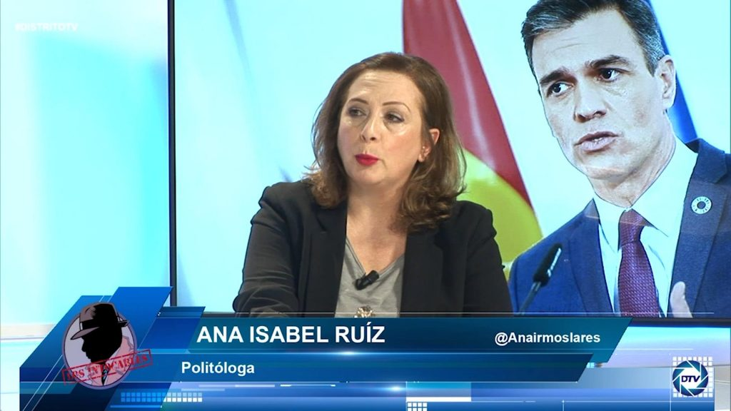 """Ana Ruíz: """"La UE nos está pidiendo una reforma fiscal para que baje la desigualdad"""""""