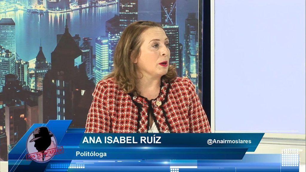 """Ana Ruíz: """"Madrid es la Comunidad que tiene más recortes en Sanidad y Educación"""""""