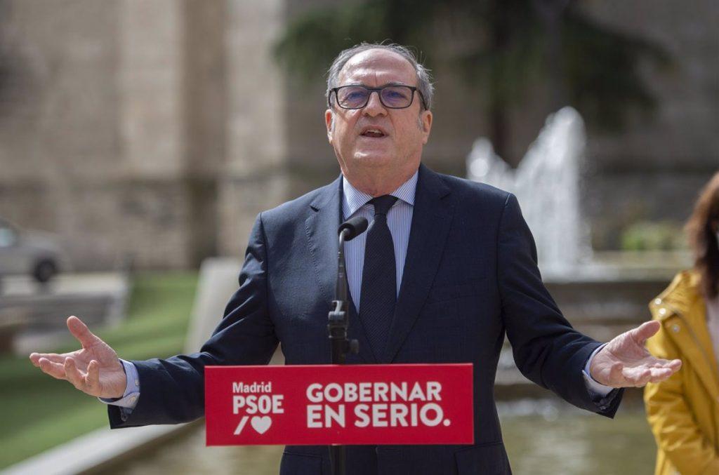 """Gabilondo califica como """"un error"""" que Cs quiera """"volver a las andadas"""" y pactar con el PP"""