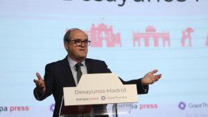 Gabilondo promete un complemento de 400€ anuales a quienes cobren pensiones no contributivas