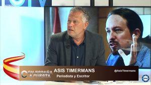 """Asis Timermans: """"Marlaska soltó a violadores, depredadores sexuales y etarras"""""""
