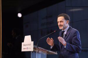 """Bal niega que apoyar a Ayuso sea una """"traición"""" a Aguado, pero descarta juntarse con Vox"""