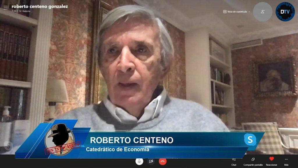 """Roberto Centeno: """"En el Gobierno mandan los podemitas, al PSOE todo le da igual"""""""