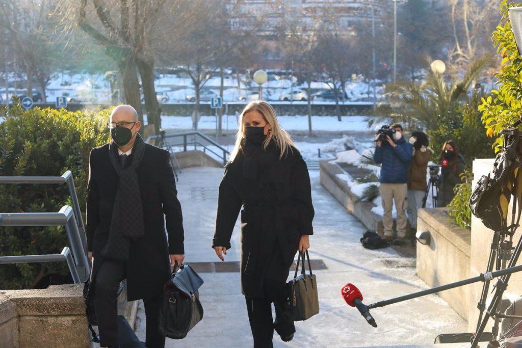El juez del caso 'Púnica' archiva la causa de Cristina Cifuentes, Tatiana Recoder y Arturo Fernández