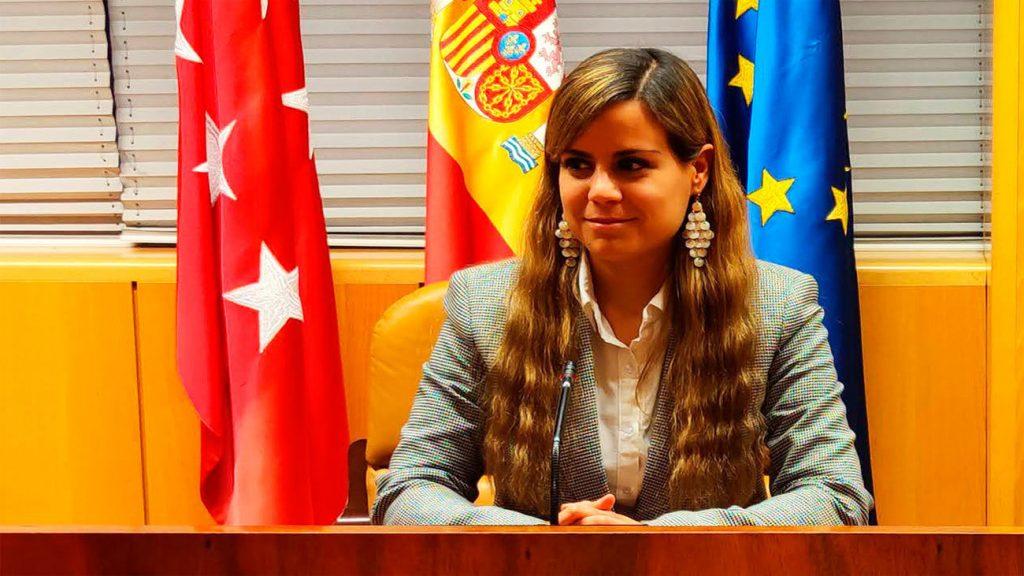 La exdiputada de Cs, Elena Álvarez Brasero, se une al PP para las elecciones del 4M