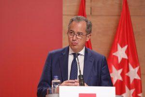 """Ossorio retrata la """"incongruencia"""" en el PSOE luego de que Montero desmintiera a Gabilondo"""