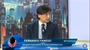 """Fernando Fanego: """"El PSOE tiene largos expedientes de financiación ilegal"""""""