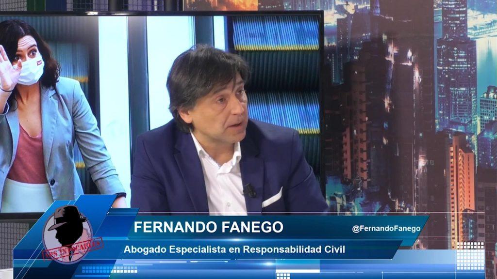 """Fernando Fanego: """"La Comunidad de Madrid siempre ha sido y seguirá siendo una insignia"""""""