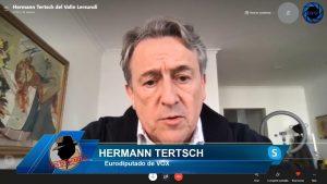 """Hermann Tertsch: """"PSOE y Podemos alientan la violencia, son los culpables de los heridos en Vallecas"""""""
