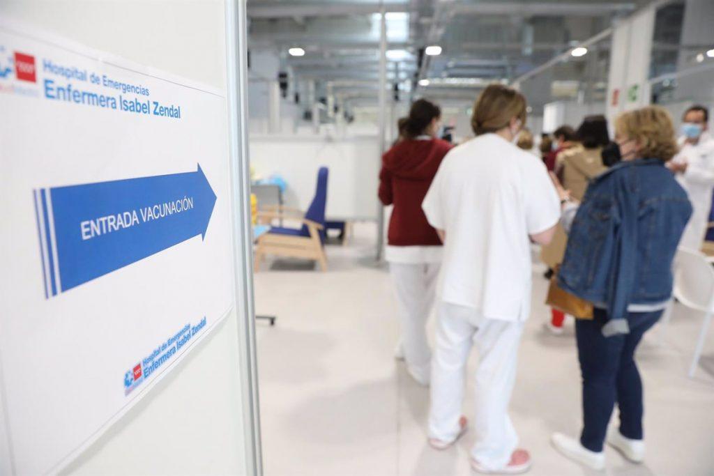 La Comunidad construirá un aparcamiento con casi 500 plazas en el Hospital Zendal