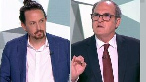 """Gabilondo se desdice y le tiende la mano a Iglesias: """"Pablo, tenemos 12 días para ganar"""""""