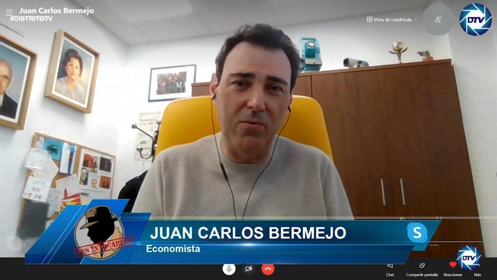 """Juan Carlos Bermejo: """"En Madrid Cs fue desleal, fuimos desleales y traicionamos a los votantes"""""""