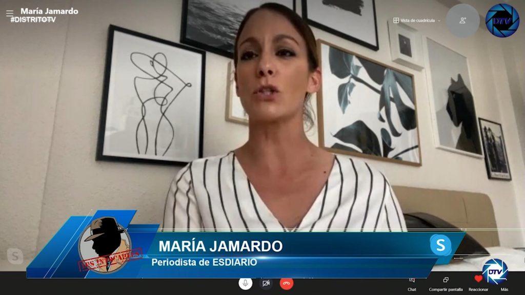 """María Jamardo: """"Los jueces llevan meses quejándose, quieren escoger ellos mismos sus representantes"""""""