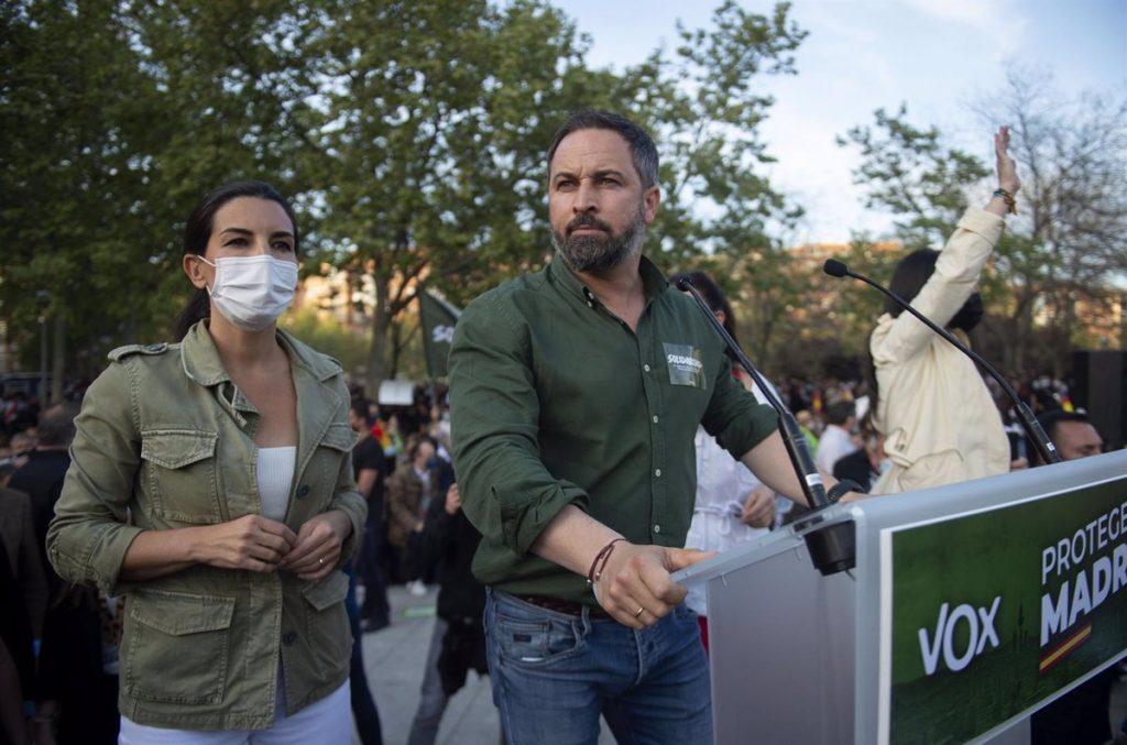 """Monasterio: """"Sánchez quiere aniquilar al adversario político y, si es posible, que lo maten"""""""